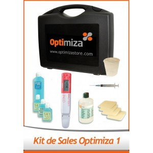 Kit de contaminación de sales Optimizastore I