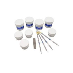 Kit de prueba de iones cloruro para abrasivos