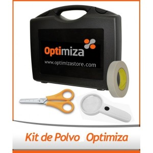Optimiza Dust Test Kit
