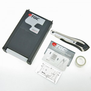The Cross Cut Adhesion Test KIT