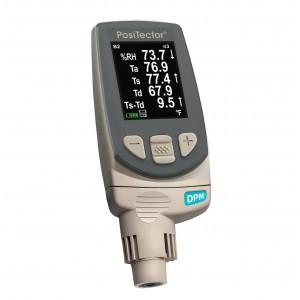 Medidor de condiciones ambientales Positector DPM