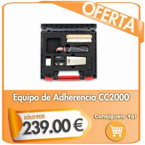 Equipo de adherencia CC2000