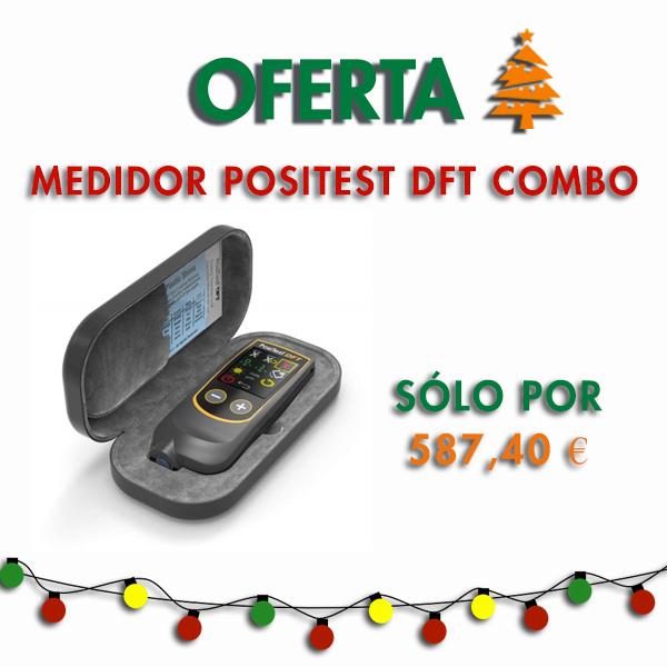 Medidor Positest DFT Combo