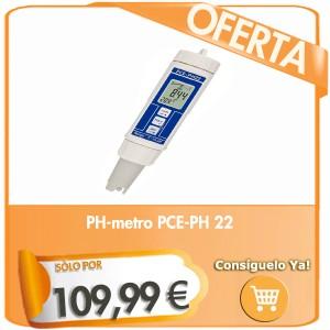 Ph-Meter PCE-PH 22