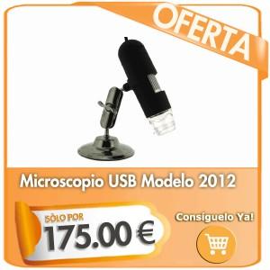 USB Microscope Model 2012