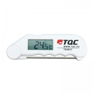 Termómetro de contacto digital