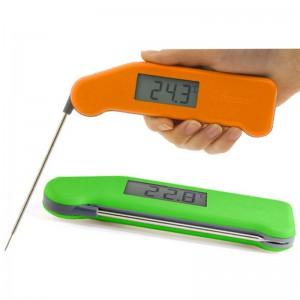 Termómetro de contacto digital con sonda de superficie