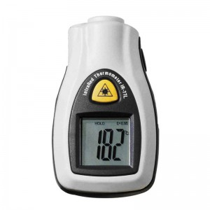 Pocket size infrared thermometer 1004