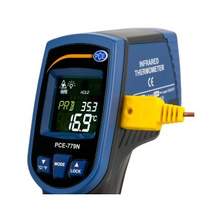 Laser Infrared Thermometer 779