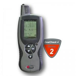 Medidor de condiciones ambientales Super Dew Check
