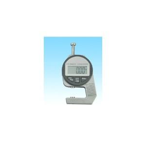 Micrómetro digital de bolsillo para cinta réplica